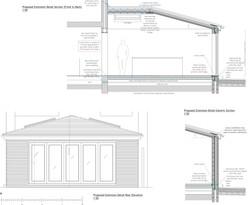 Peacehaven kitchen extension