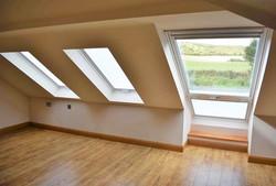 Saltdean House Attic Bedroom