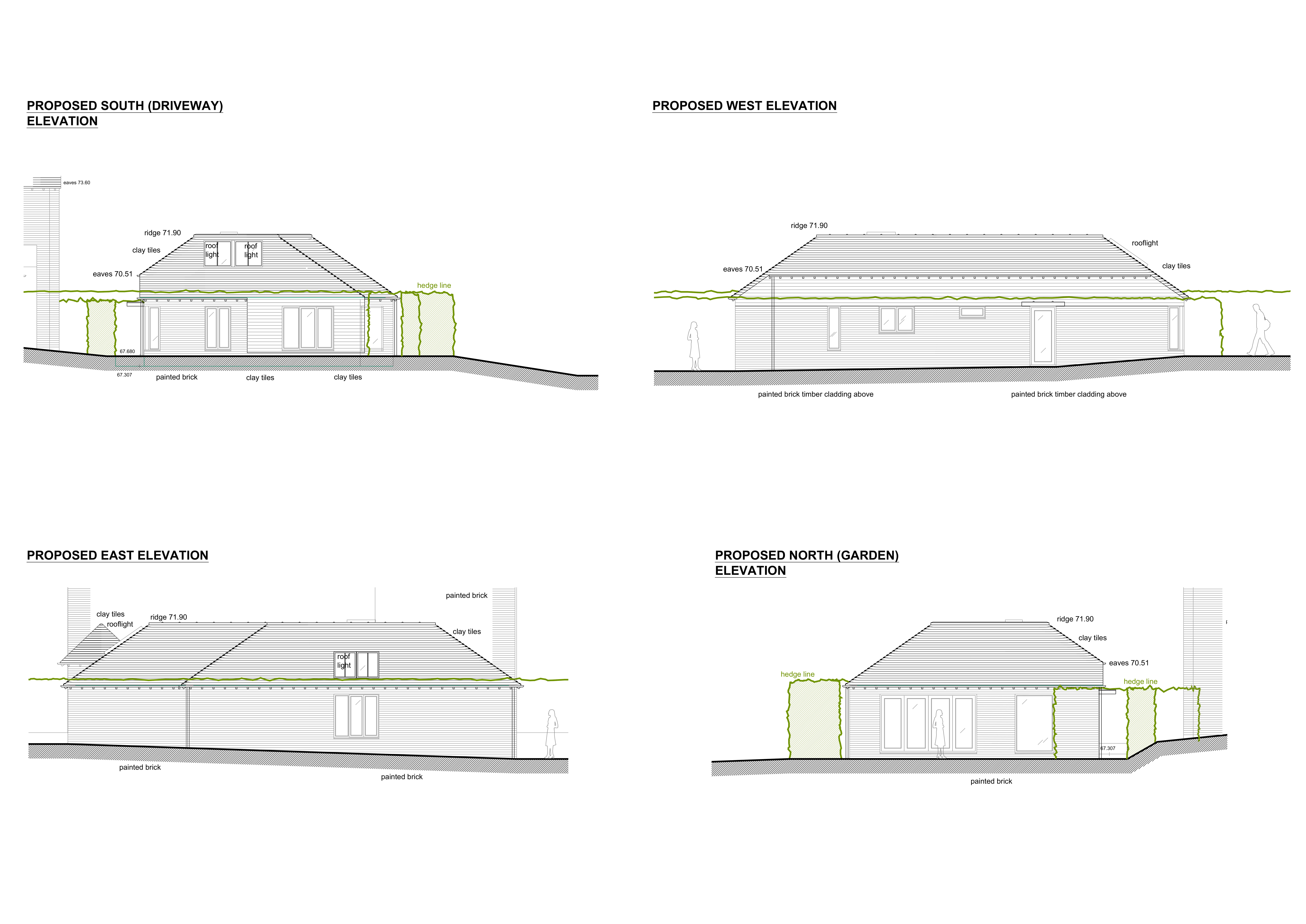 Dorking Elevations