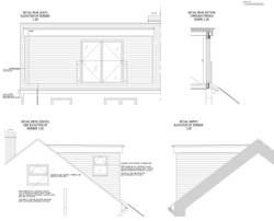 Typical loft conversion in Brighton and Hove