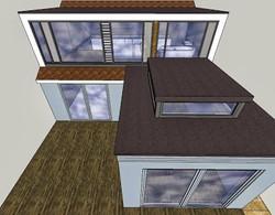 Loft conversion and dormer Hangleton