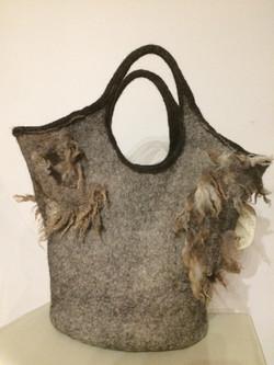 "Textile bag ""Nature"""