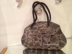 "Bag ""Swedish Bronze"" (backside)"