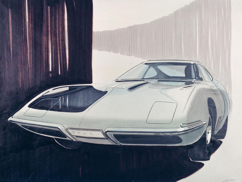 Opel-GT-Design-Sketch-by-Erhard-Schnell-