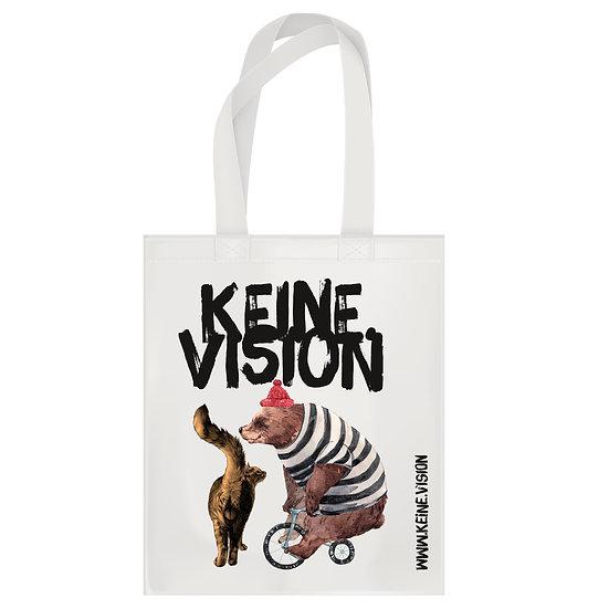 Stofftasche – keine.vision