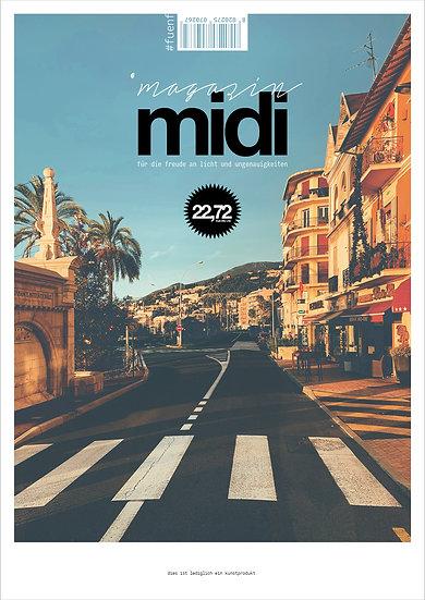 magazin midi #fuenf
