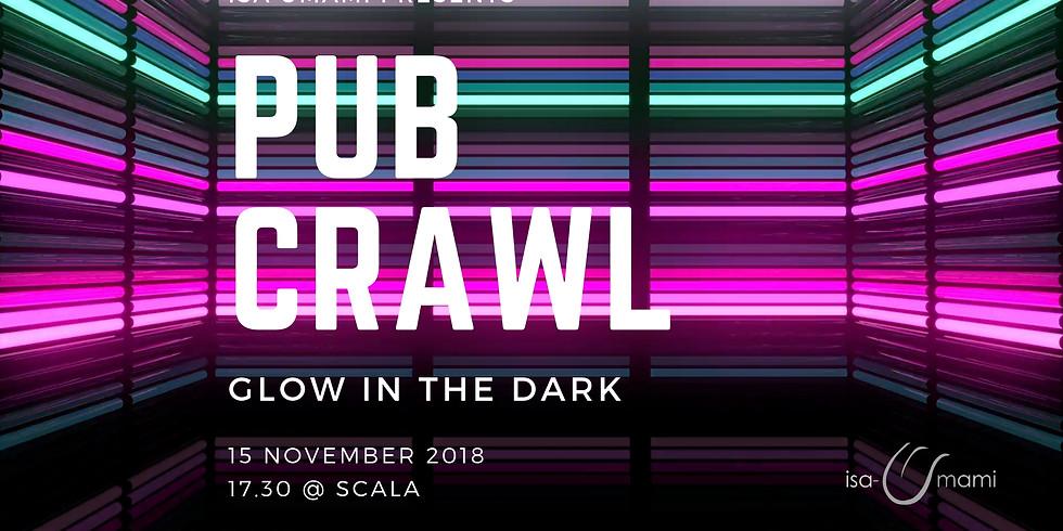 Glow in the Dark Pub Crawl