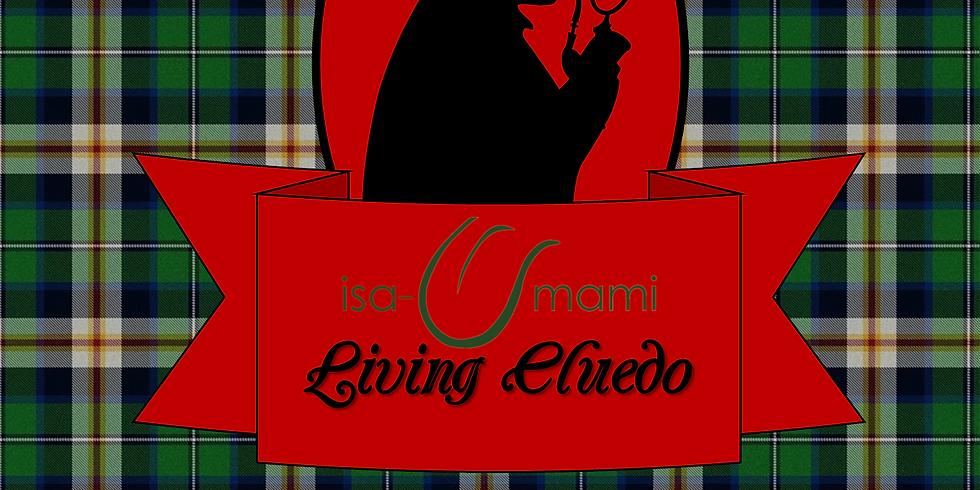 Living Cluedo