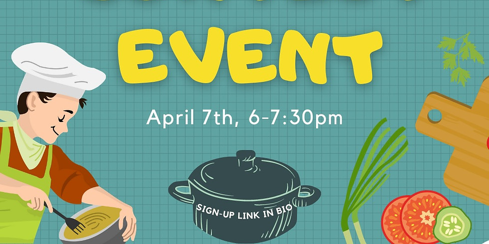Cooking Contest Event