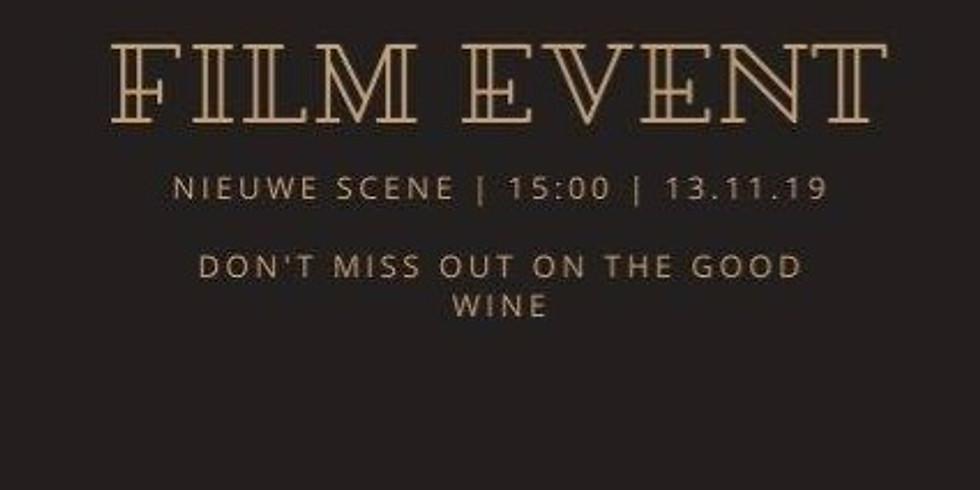 Film event - Wine