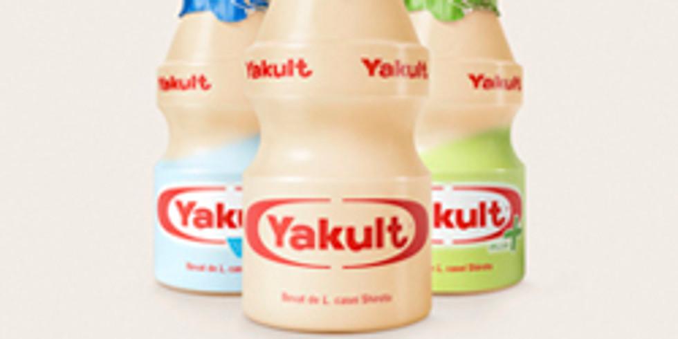 Business trip: Yakult
