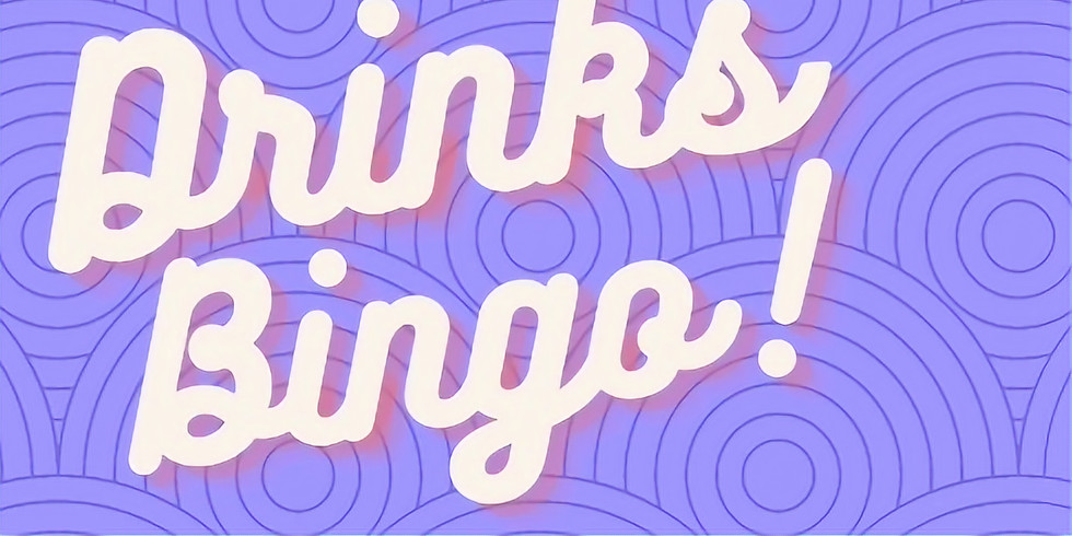 Drinks Bingo Night