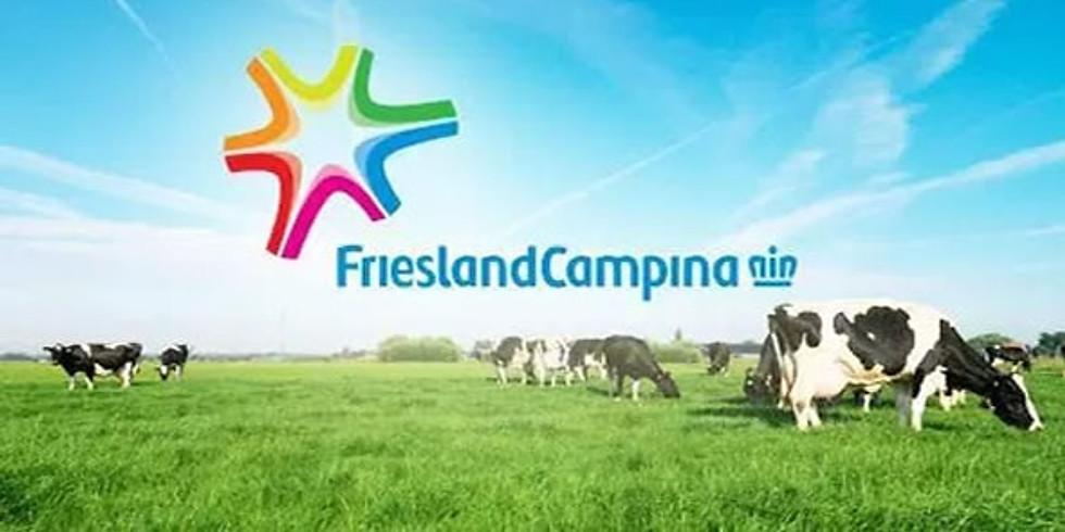 Friesland Campina Business Trip