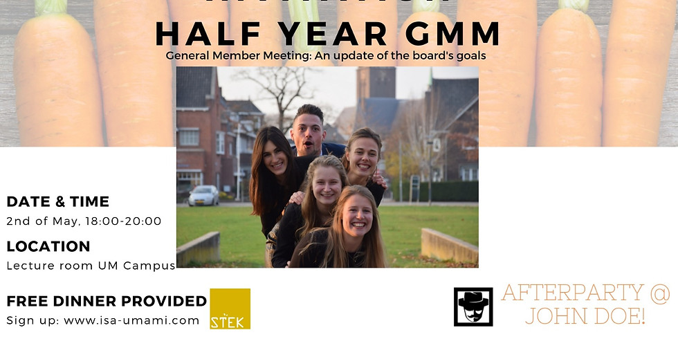 Half-Year GMM