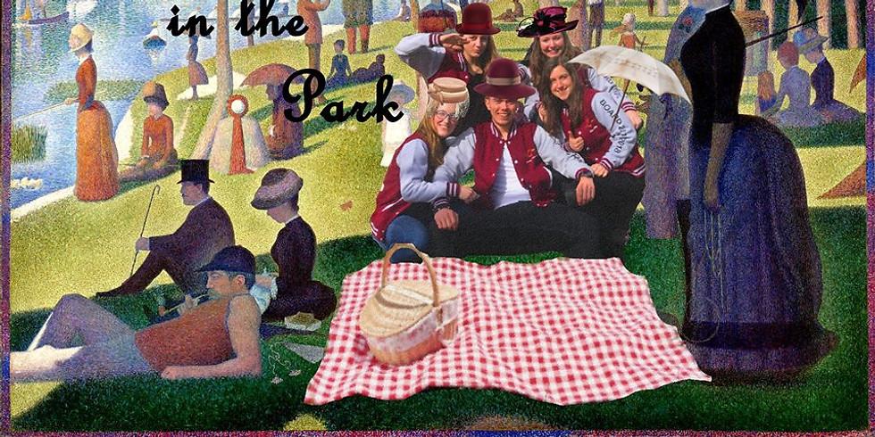ISA Umami Picknick