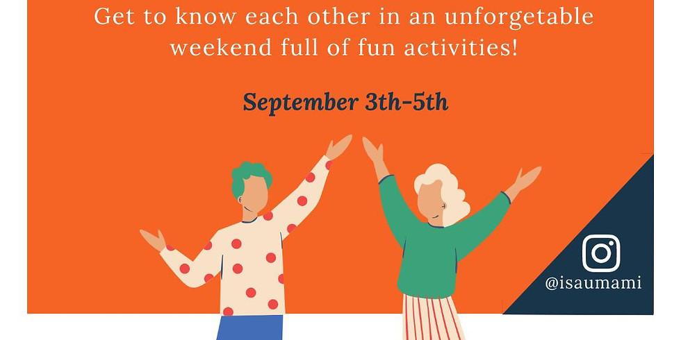 Umami Member Weekend!!!!