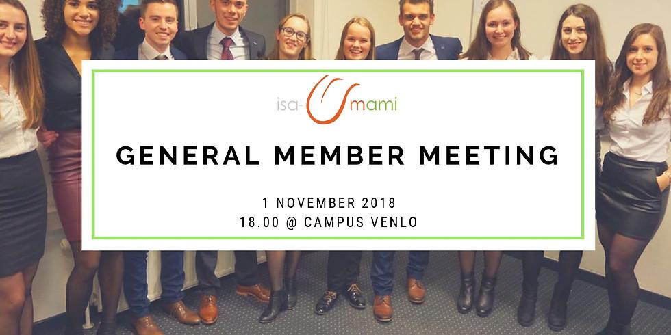General Member Meeting
