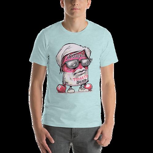CONDENSED Short-Sleeve Unisex T-Shirt