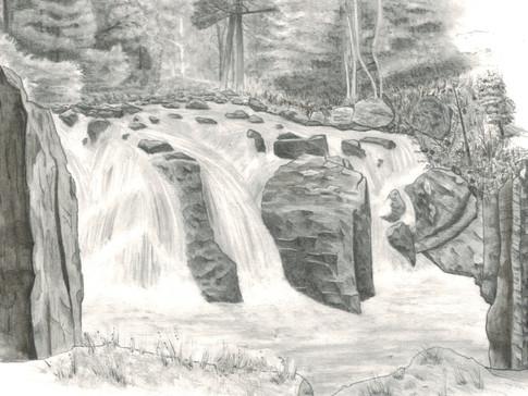 Kasper - Falls of Braan
