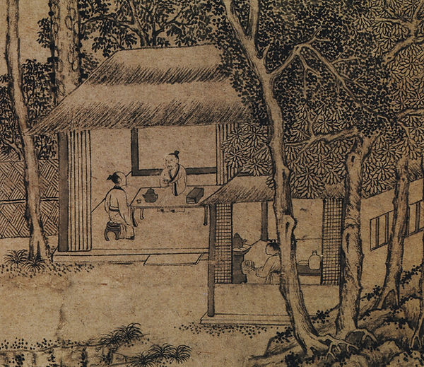 Inspiration : Chinese ancient literati l