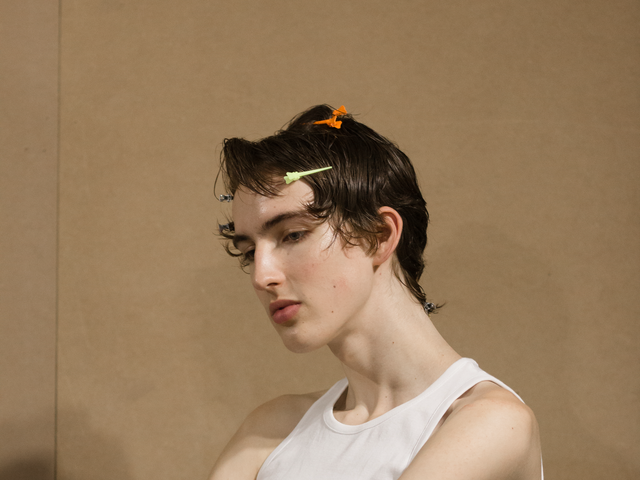 Edith Marcel SS20 Backstage