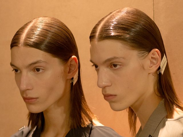 Youser SS20 Backstage