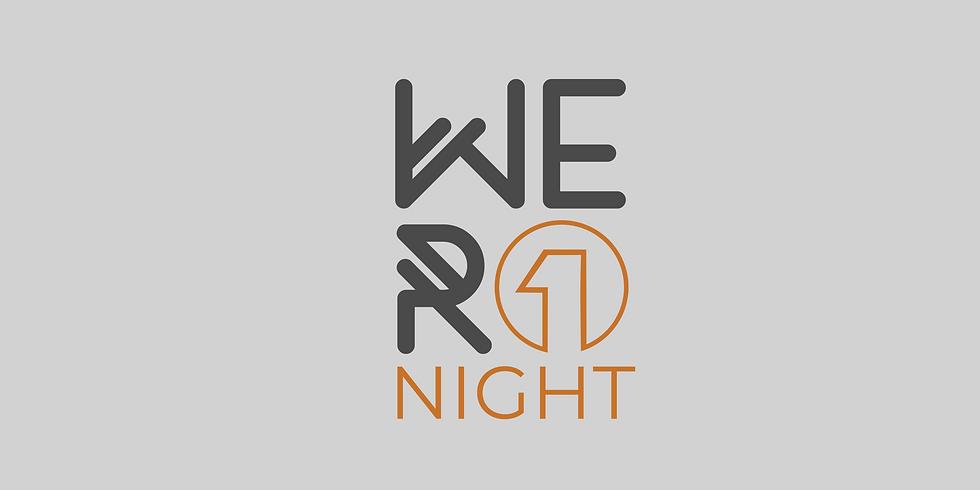 We Are One  Night - Encontro de Casais