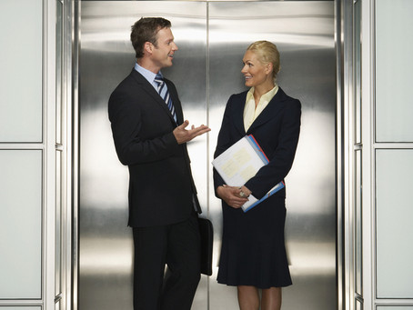 30-second Perfect Elevator Pitch & what you are doing wrong.
