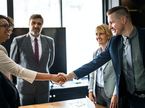 How to give the Perfect Professional Introduction for you/your company.