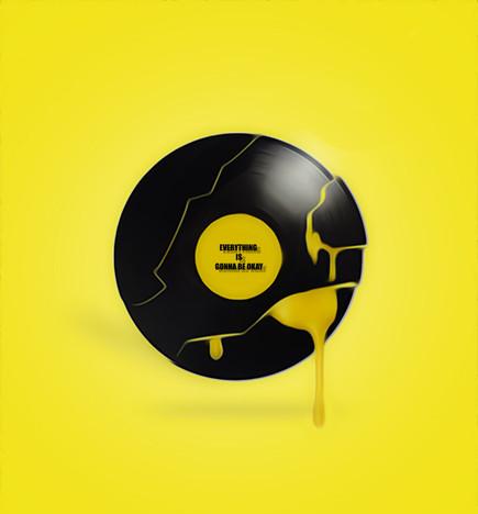 Vinyl Drip
