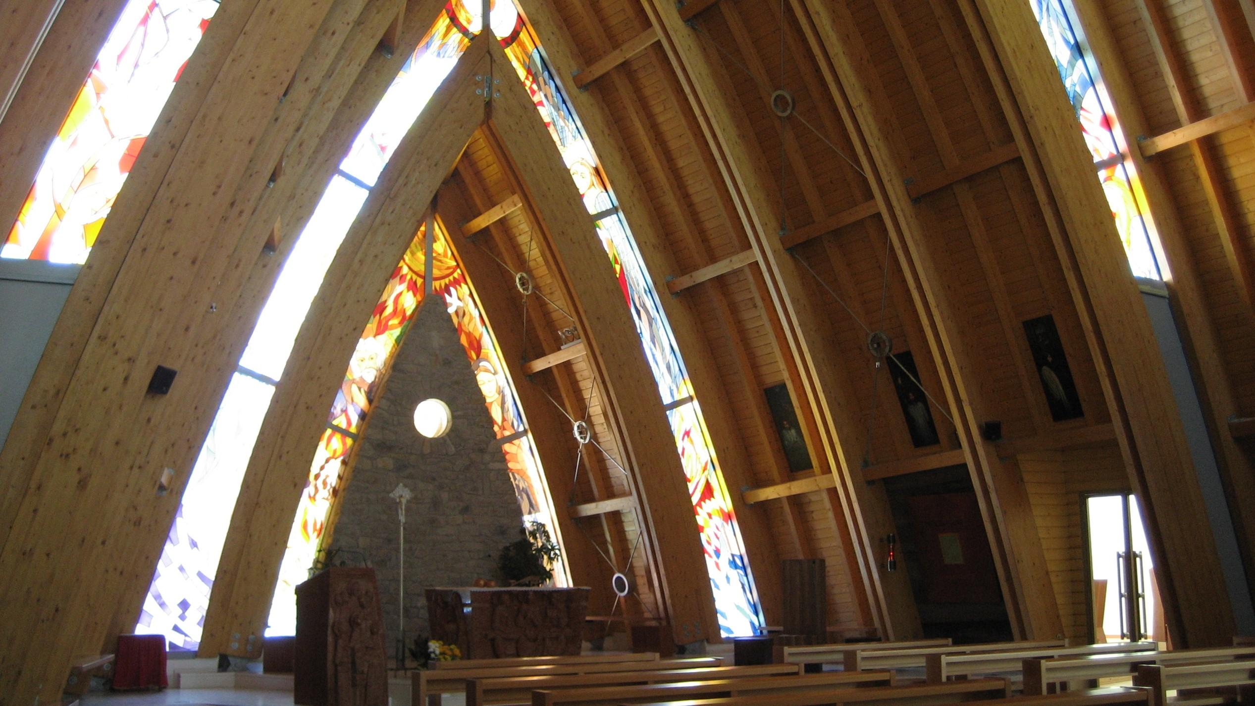 Mas Peron Church Belluno
