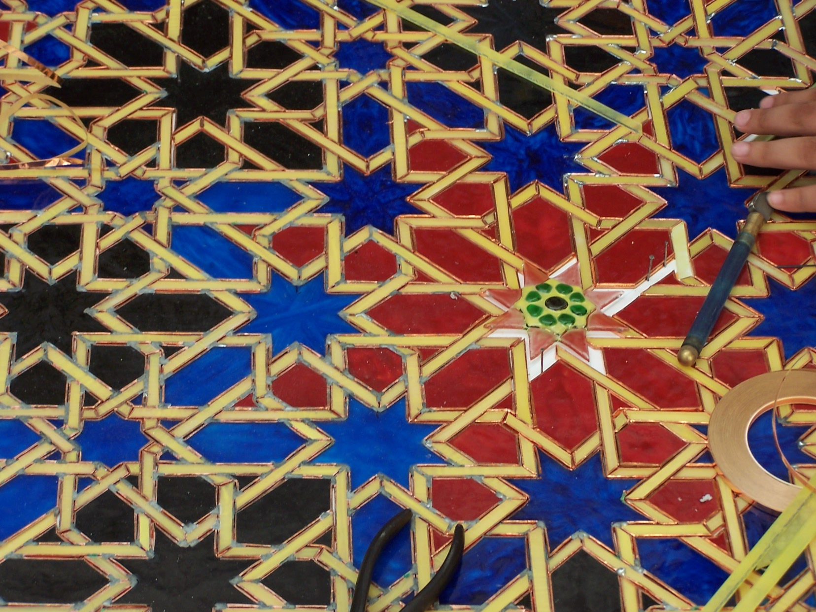 Decorazione geometrica