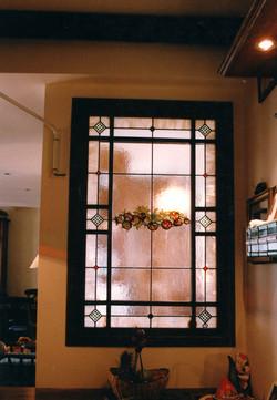 vetrata classica
