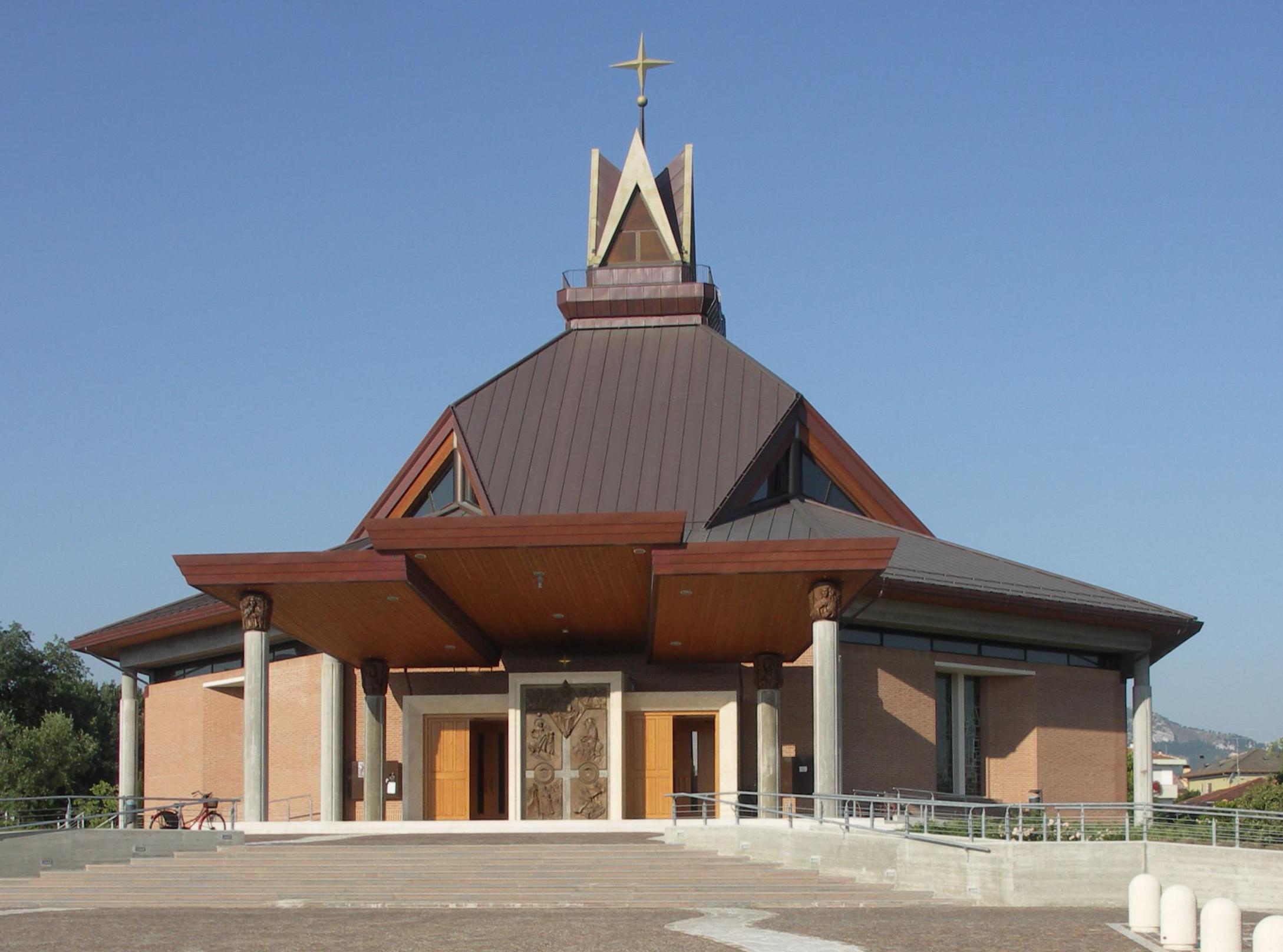 Chiesa S. Paterniano Villa Verucchio