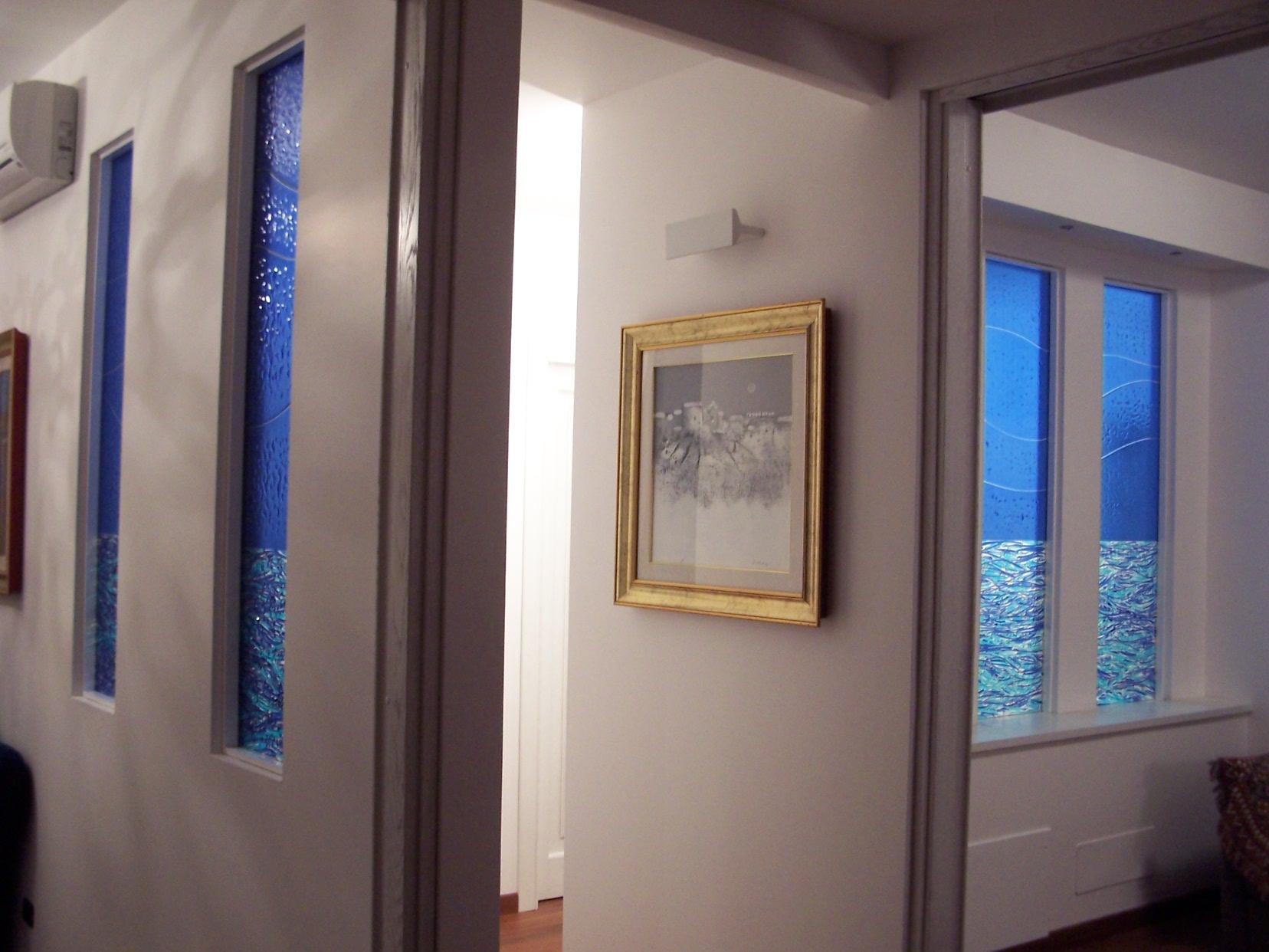 sea artistic glass