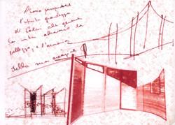 wood glass spearè design
