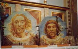 San Giovanni Battista e San Giuseppe
