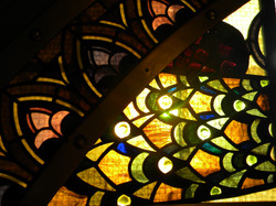 stained glasses restoration