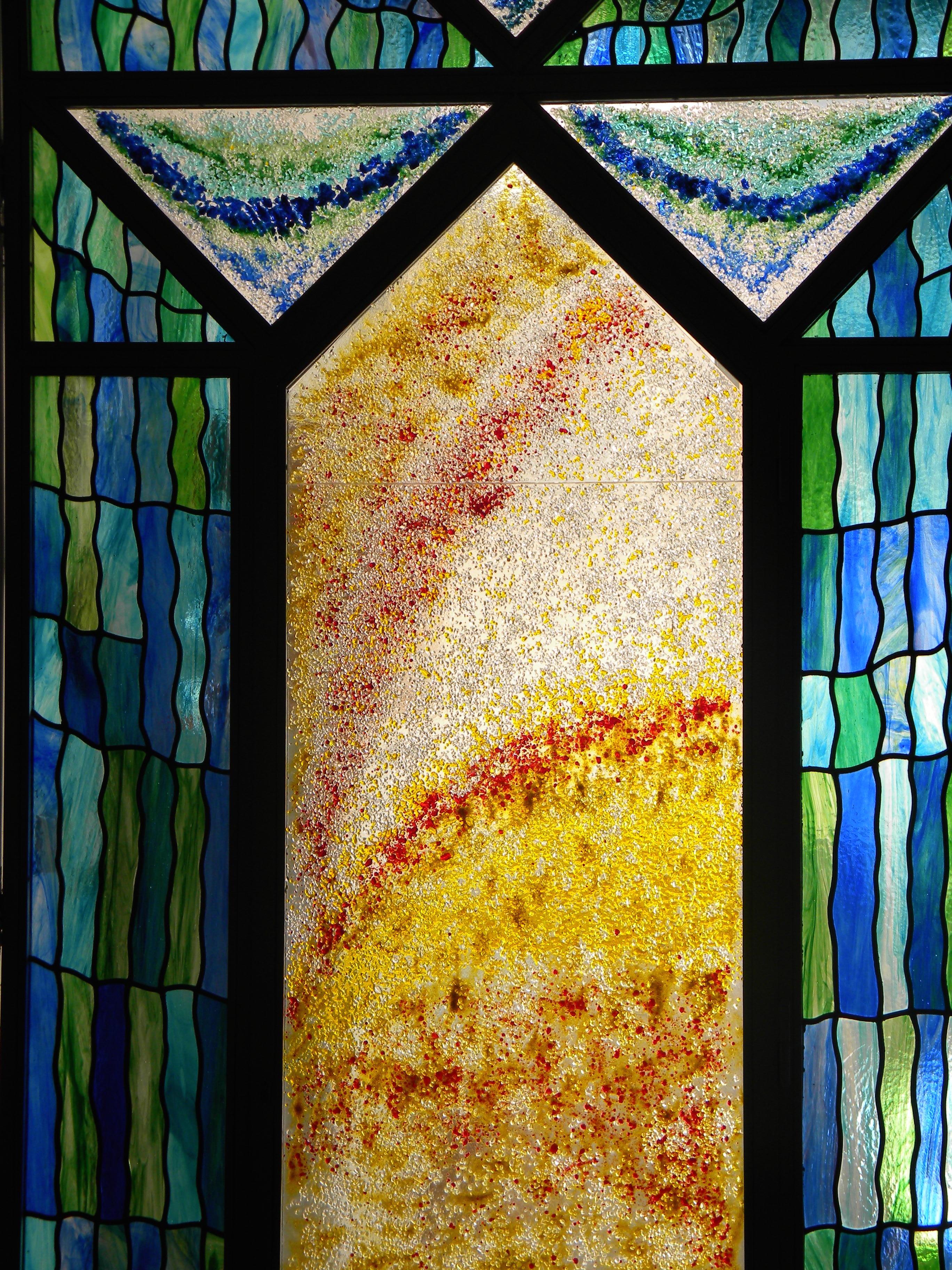 colored glass door 2