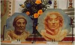 San Pietro, San Giovanni Evangelista