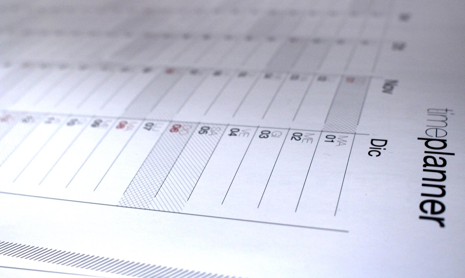 timeplanner 6