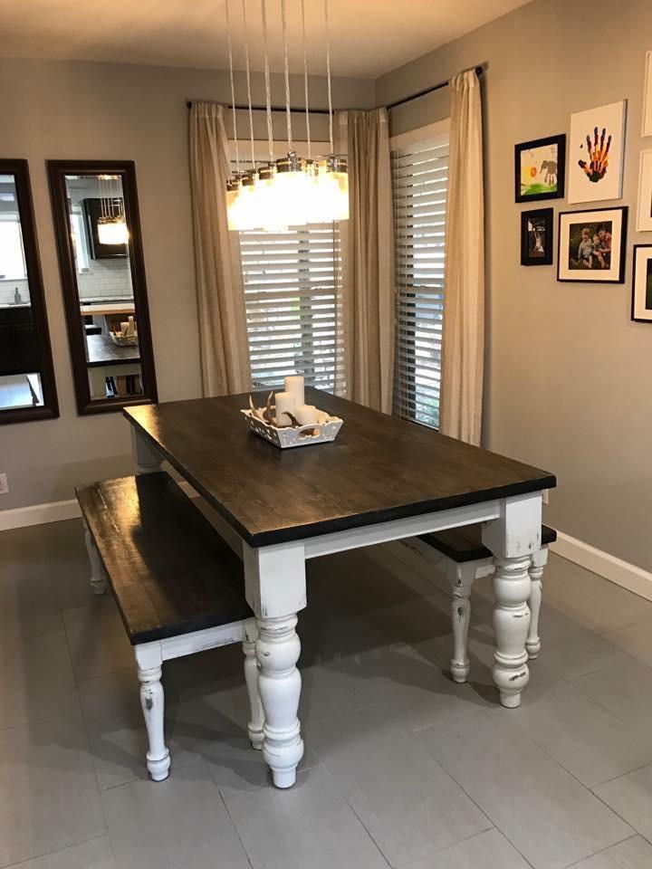 Extra Chunky Farm Table