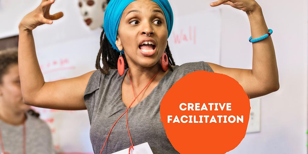 Train the Trainer: Creative Facilitation
