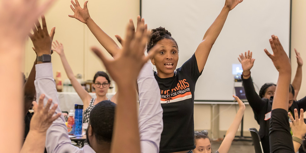 Creative Facilitation: A Train-the-Trainer Experience for Educators, Facilitators, and Organizers