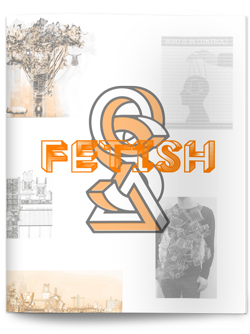 OSA Issue 3 - Fetish