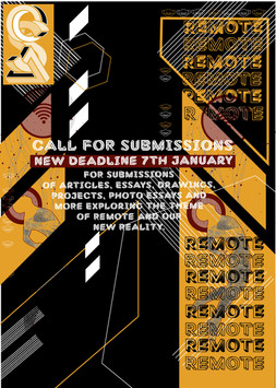 XIII:REMOTE - Call for Submissions