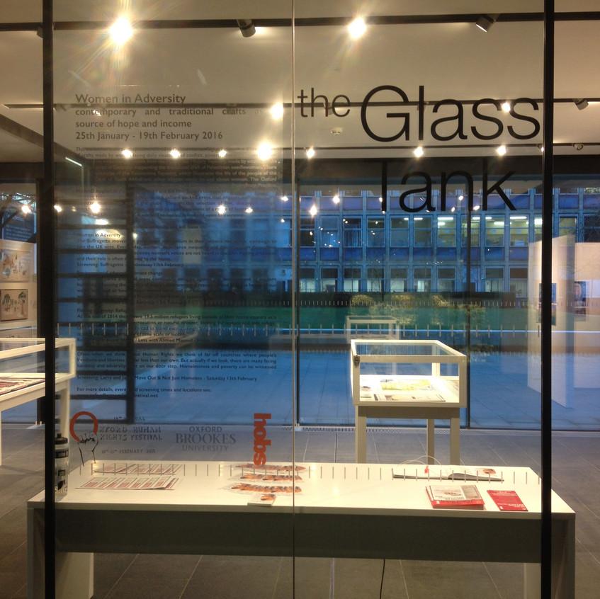 Glass Tank Exhibition 6