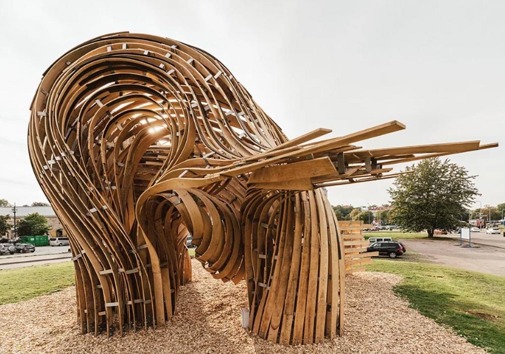 Tallinn Architecture Biennale Pavillion (2019)