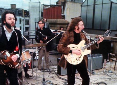 THE BEATLES : GET BACK - Le dernier concert des Beatles revu et corrigé par Peter Jackson.