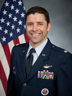 Lt. Col. Jason M. Trew (PhD)